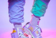 bts meal sneakers
