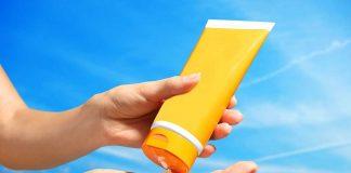 sunscreen untuk kulit