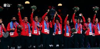 Indonesia thomas cup